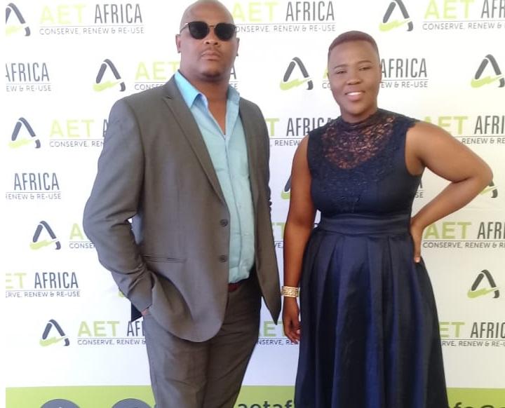 Our directors Mr Tamsanqa Gxowa and Ms. Sandiswa Qayi